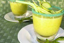 Bebidas y smoothies / Jugos