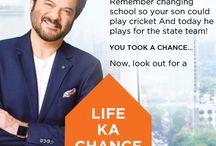 #LifeKaChance