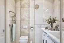 Small Bathrooms / Small Bathroom Design Ideas