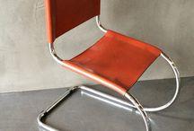 LOVT loves Mies van der Rohe / Vintage design meubels van Mies van der Rohe interieurontwerp loft retro lovt interiordesign