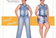 Inspire Marden - Primavera/Verão 2017 / Moda Plus Size