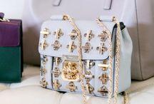 Handbags, purses, clutches and catch alls