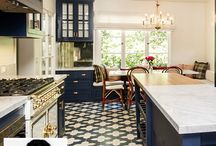 Kitchens I love! / by New York Times Best-selling Author Mary Kay Andrews