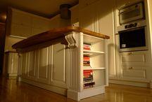 Englisch style kitchen