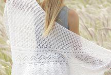 Trekanta sjal