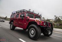 The Alpha Arsenal  / Eurocar's Hummer Collection