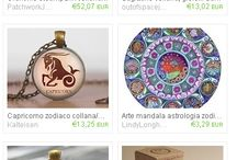 My Etsy treasury / My personal selection of items on Etsy treasury
