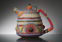 Vessels: Ceramics, Enamel, Wood / by Kathleen Anderson
