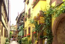 My dreamy Riquewihr, France