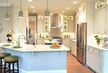 Kitchen Ideas / by Ann-Marie Spoonamore