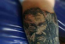mortal kombat / tattoo