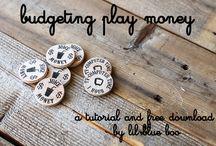 Budgeting / by Kari Jensen