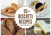 Biscotti and other cookies