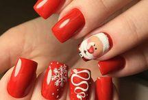 #tag unghii de Crăciun