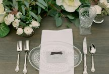 Wedding tables / by Candice Manning