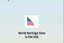 US UNESCO World Heritage Sites / Learn about UNESCO World Heritage Sites in the United States