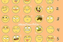 표정 연습