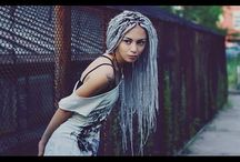 dready hair inspiration