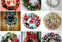 wreaths / by Linda Frazier