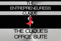 THE CLIQUE'S OFFICE SUITE / WELCOME TO THE ENTREPRENEURESS CLIQUE~ THE CLIQUE'S OFFICE SUITE BOARD. OUR CREATIVE AND GLAM OFFICE SUITE WITH EVERYTHING WE NEED TO BUILD SUCCESSFUL EMPIRES WHILE  DOING IT IN STYLE.  / by THE ENTREPRENEURESS CLIQUE™