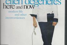 Ellen DeGeneres ♡ Rolemodel of all times / Ellen ♡ Idol Fan Rolemodel
