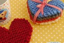 Inspirasjon strikking & hekling