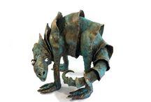 Keramisto / wat maakte indruk vandaag op Keramisto; ik heb wat kunstenaars van de site geplukt!