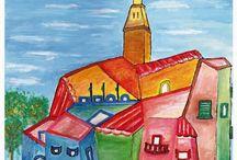 """XX JORNADAS DE PUERTAS ABIERTAS DEL IES """"La Rosaleda"""" / Actividades que realizan alumnos, profesores y Dptos (Orientación y otros). Una semana de puertas abiertas, dando lo mejor."""