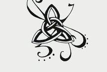 Celtic Knot / by Tina Serafini