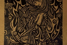 Laloba / Kobieta i wilk