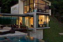 inspire: Modern Living / Sleek, modern home decor inspiration.