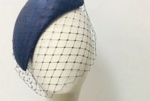 Teardrop shaped hats