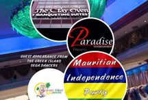 Upcoming Events / Paradise Entertainment Public Events
