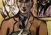 Max Beckmann / Paintings by Max Beckmann