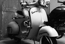 Vespa / Old bike