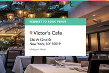 Victor's Cafe on ExpressBook / Book this experience: 3 Course Family Style Menu in the Skylight - Visit: https://venuebook.com/venue/1101/victors-cafe/ / by VenueBook