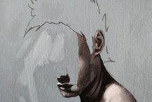 Artist Eduardo Icaza