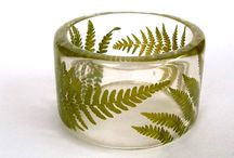 Fern Glasswork