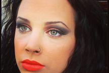 Make up by Dora Cheimariou  / Late night make up