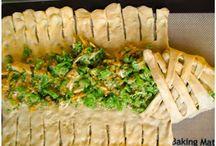 Baking Savory