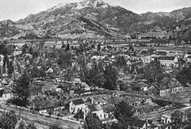 Calistoga and Placerville, CA Historic Images