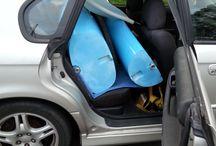 Sectional Kayak Switchblade / Sectaional Modular kayaks