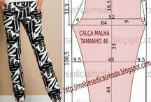 Pants Pattern