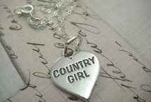 Dot mess with a country girl  / by Hallie Jo Arnold
