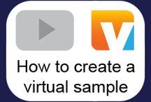 Virtual samples