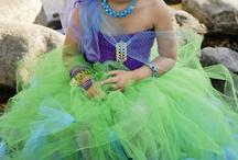 Birthday:  Mermaid (Ariel) / by Donna Coy
