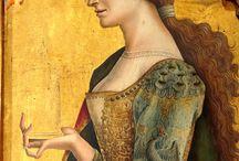 Crivelli / Storia dell'arte Pittura Carlo e Vittore Crivelli