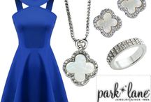 Park Lane / Glitter, gems, glamour, jewellery, jewelry, sparkle, shimmering, gold, silver and rose gold