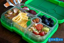 School lunch ideas / Lunch  / by Kimberly Hoffman