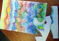 Art Lesson Ideas / by Sally Smith